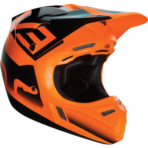 Fox V3 Shiv Helmet