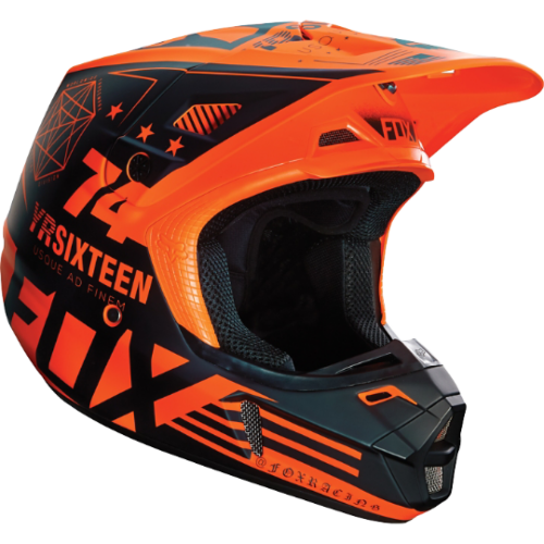 Fox V2 Union Helmet
