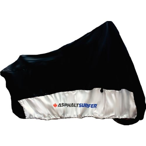 Asphalt Surfer Nylon Motorcycle Storage Cover