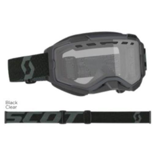 Scott Fury Snowmobile Goggles