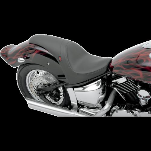 Z1R Predator Seat: Smooth (Yamaha 1100 V-Star Custom 99-11)