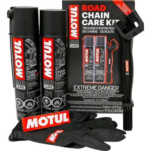 Motul Chain Care Kit - Road