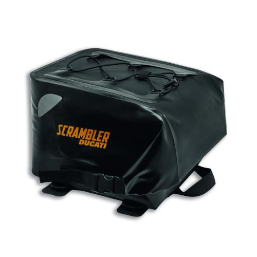 Ducati Scrambler Rear Bag