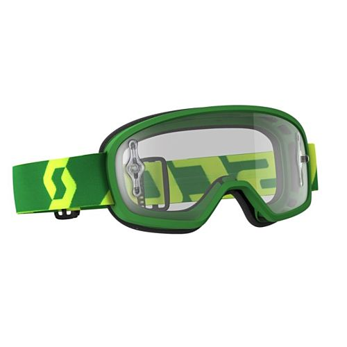 Scott Buzz MX PRO Youth Goggles (Clear Lens)
