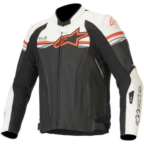 Alpinestars GP-R v2 Tech-Air Motorcycle Leather Jacket