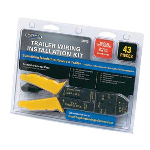 Hopkins Trailer Wiring Install Kit