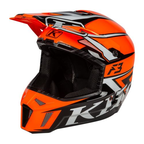 Klim F3 Stark Helmet ECE