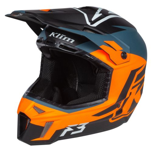 Klim F3 Tectonic Helmet ECE