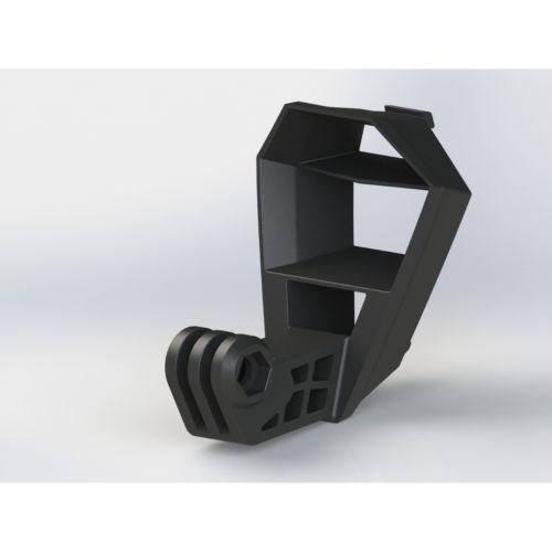 Klim F5 Chin Vent Camera Mount