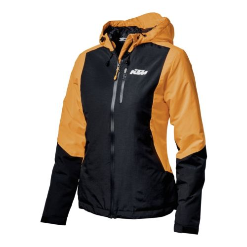 KTM Women Orange Jacket