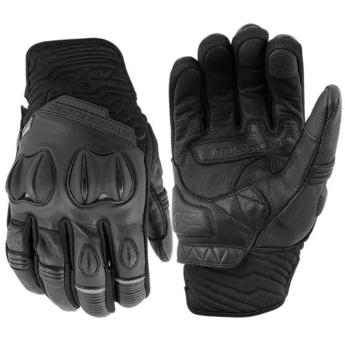 Speed & Strength Run With The Bulls Leather Gloves
