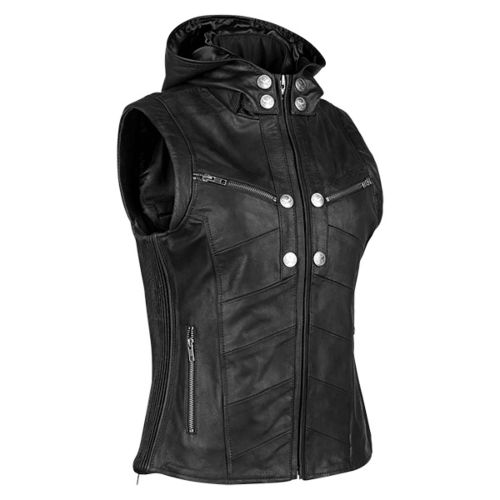 Speed & Strength Hell's Belle Leather Vest
