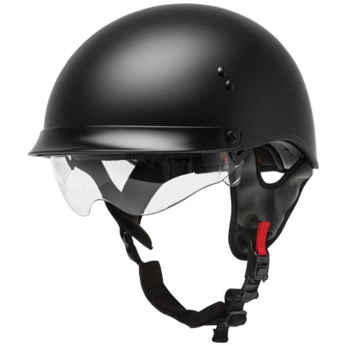 GMax HH65 Half Helmet - Solid