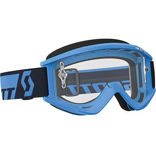 Scott Recoil XI Goggle with Clear Lens