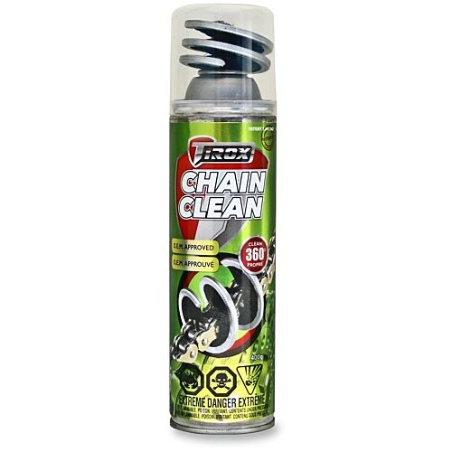 Tirox Chain Cleaner With 360 Brush