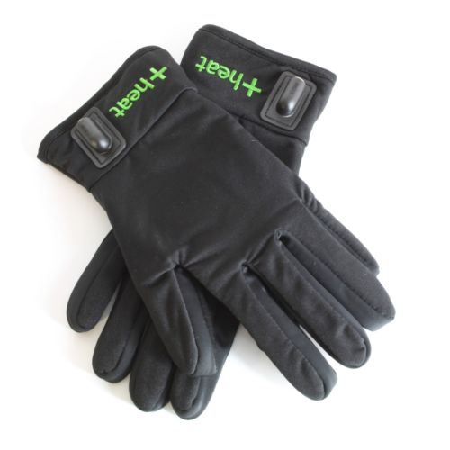 +heat powered by venture heated glove liners