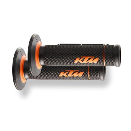 KTM Grip Set Dual Compound - Open End