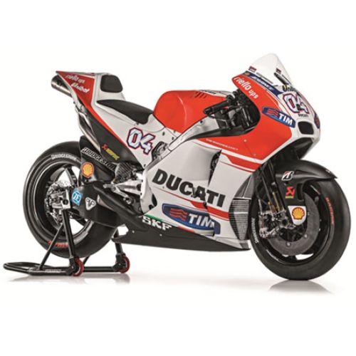 Ducati Replica GP15 Dovizioso Scale Model