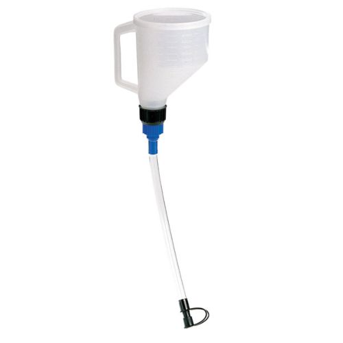 Hoppy Measu-Funnel With On/Off Spout