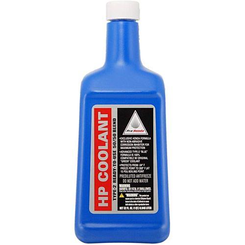 Honda Coolant Ready to Use, 1 quart