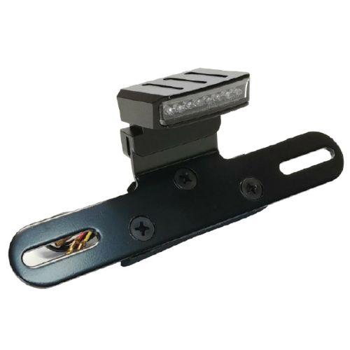 EMGO LED Taillight/Plate Holder