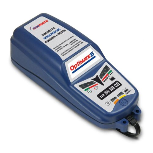 OptiMate 5 Battery Saving Charger-Maintainer