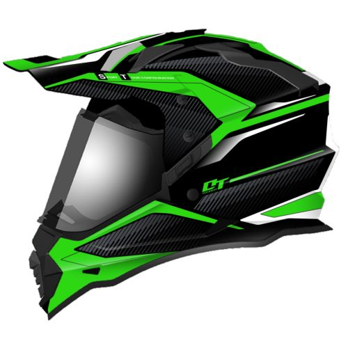 MT Helmets Mode DS GT Off-Road Helmet