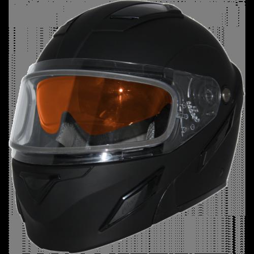Zox Brigade SVS Snow Modular Helmet (Double Shield)