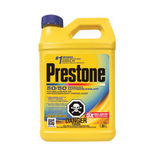 PRESTONE PREMIX COOLANT 1.89L