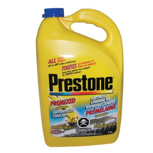 PRESTONE PREMIX COOLANT 3.78L