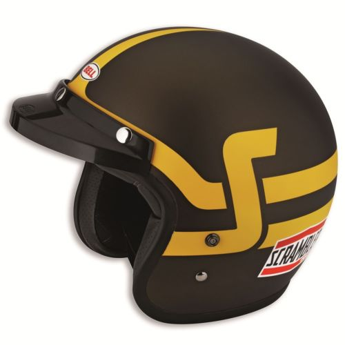 Ducati Scramble Short Track Helmet