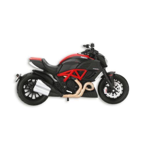Ducati Diavel Carbon Bike Model