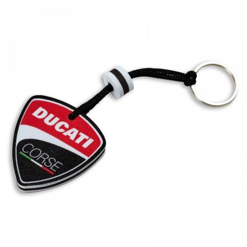 Ducati Corse Wave Keychain
