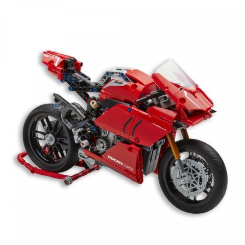 LEGO® Technic™ Bike Model: Panigale V4 R