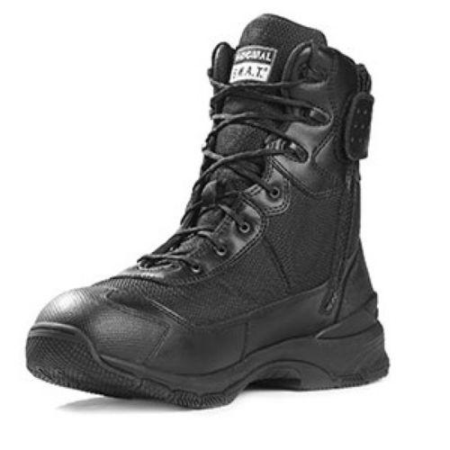 "Original SWAT Hawk 9"" Side-Zip Waterproof Boot"