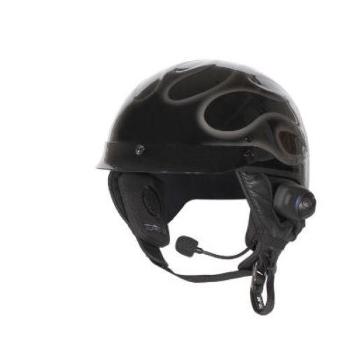 Sena SPH10H-FM Bluetooth Headset for Half Helmets Dual