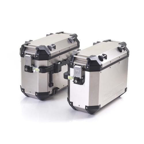 triumph expedition aluminum panniers