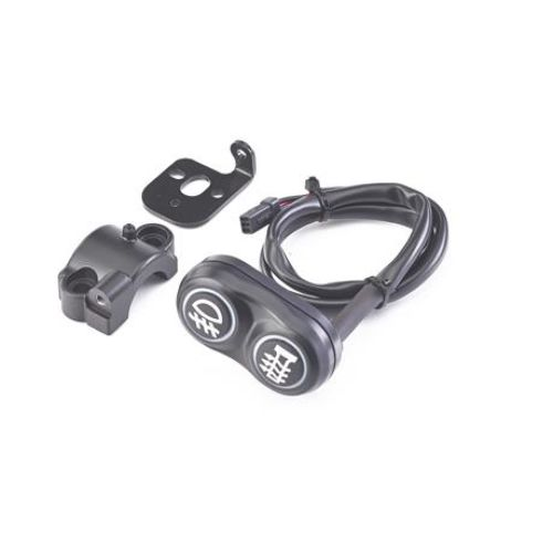 Triumph Switch Mounting Kit for heated grip and fog light