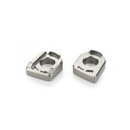 Triumph Chain Adjuster Kit - Gray
