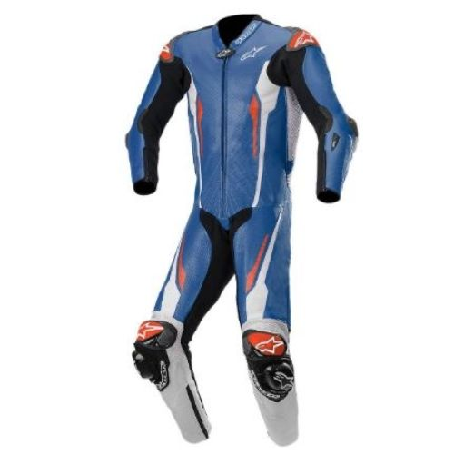 Alpinestars Racing Absolute One-Piece Leather Suit - Tech-Air Race Compatible
