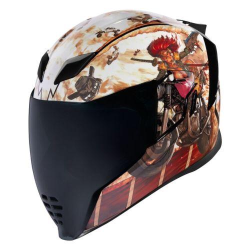 Icon Airflite Pleasuredome 3 Full Face Helmet