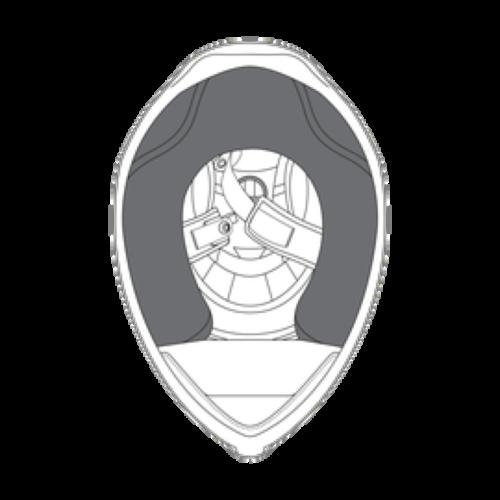 AGV K1 Helmet Cheek Pads
