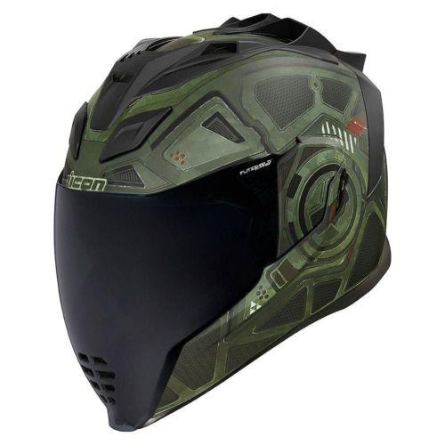Icon Airflite Blockchain Full Face Helmet