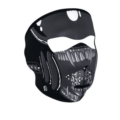 ZANheadgear Neoprene Reversible Face Mask