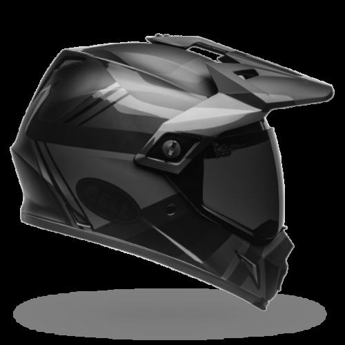Bell MX-9 Adventure MIPS Marauder Blackout Helmet