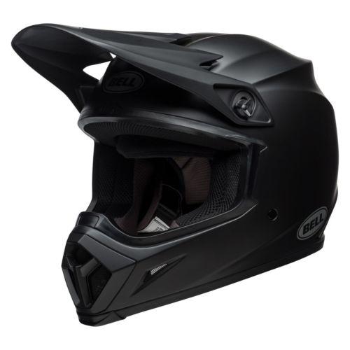 Bell MX-9 MIPS Solid Helmet