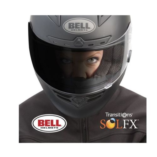 Bell Click Release Transitions Photochromic Shield