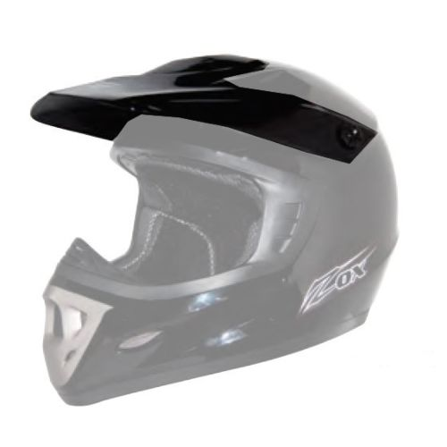 Zox Junior Rush Off Road Helmet Peak