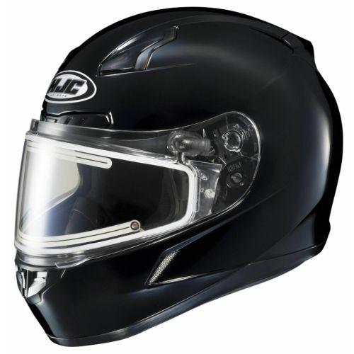 HJC CL-17 Plus Snow Helmet with Dual-Lens Electric Shield