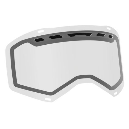 Scott Prospect/Fury Double Standard Snowmobile Replacement Lens